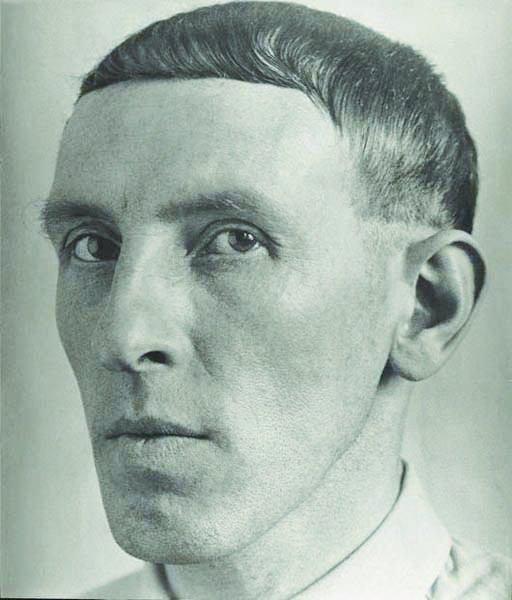 140: AUGUST SANDER, 1876-1964 Maler Heinrich Hoerle (Pa