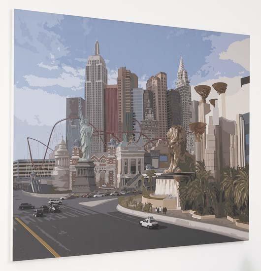 2001: STEVEN WALLS, b. 1971 New York, New York, 2004 Ac