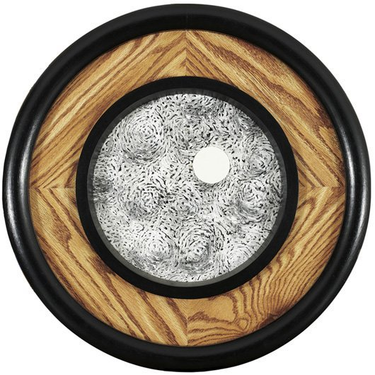 1006: RICHARD ARTSCHWAGER, b. 1923 Port, 1991 Wood, for