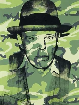 1088: ANDY WARHOL, 1928-1987 Joseph Beuys in Memoriam,