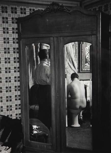 1007: BRASSAI, 1899-1984 In a Brothel, Rue Quincampoix,