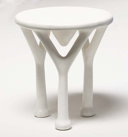 "7: JOHN DICKINSON, 1920-1982 ""Y"" table, model no. 118,"