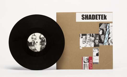 414: SWOON, b. 1978 Team Shadetek Swoon EP, 2004 Paint