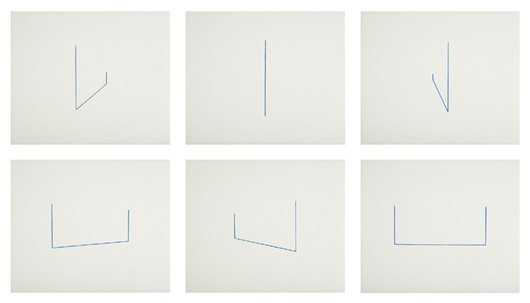 2008: FRED SANDBACK, 1943-2003 Six Lithographs, 1975 Th