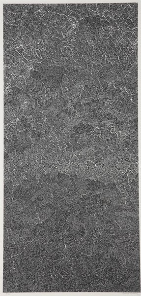 2020: BRUCE CONNER, 1933-2008 Untitled Lithograph #119,