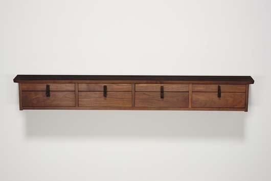 56: GEORGE NAKASHIMA, 1905-1990  Rare and unusual eight