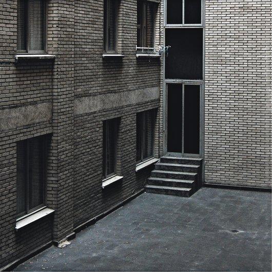 DANIEL BLAUFUKS, Untitled (Patio) from Hiato, 2006