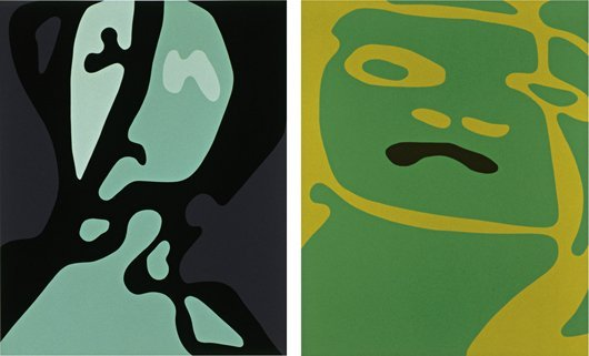 GARY HUME, Spring Angels, 2000