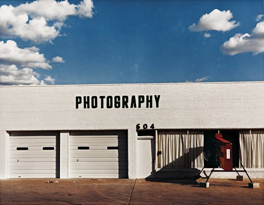 9: WIM WENDERS, Photography, 1988