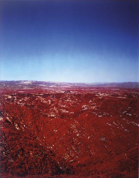 20: FLORIAN MAIER-AICHEN, Untitled (Saddle Peak)