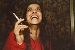 305: NAN GOLDIN, Joanna Laughing, L'Hotel, Paris