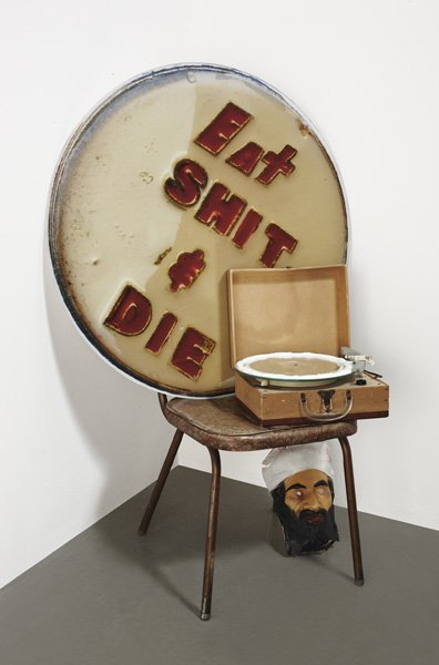 106: DASH SNOW, EAT SHIT AND DIE, 2005