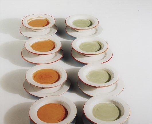 108: SHARON CORE, Cream Soups, 2003