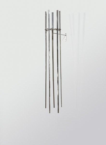 122: GEORGE RICKEY, Inverted Column, 1966