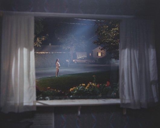 241: GREGORY CREWDSON, Untitled (sleep walker), 1999