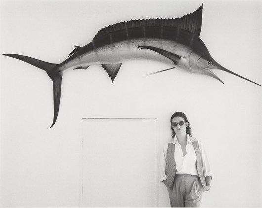 11: ROBERT MAPPLETHORPE, Lisa Lyon, 1982