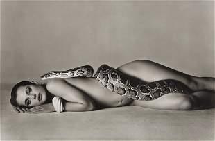 17: RICHARD AVEDON, Nastassja Kinski and the Serpent, 1