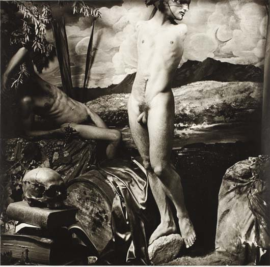24: JOEL-PETER WITKIN, Bacchus Amelus, New Mexico, 1986
