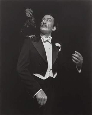 144: HIROSHI SUGIMOTO, Salvador Dali, 1999