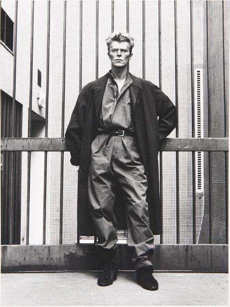 164: HELMUT NEWTON, David Bowie, Monte-Carlo, 1982
