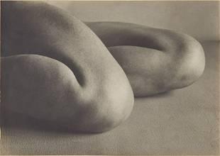 244: EDWARD WESTON, Nude, 1927
