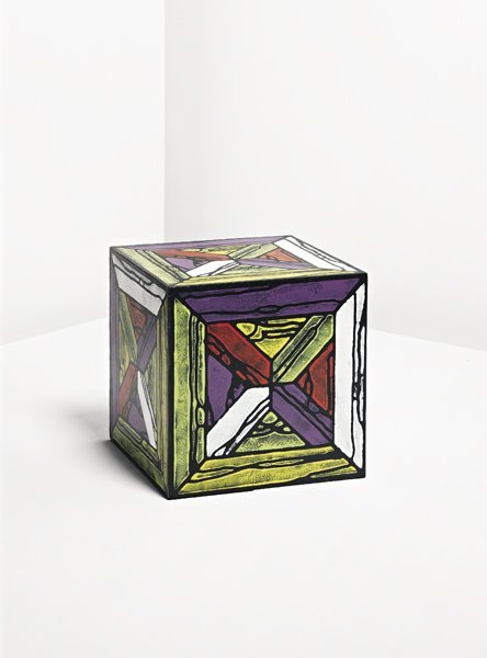 "12: RICHARD WOODS, Prototype ""Rock Box 1"", 2009"