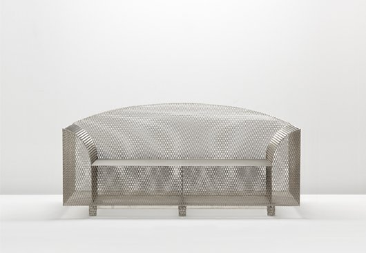 "15: SHIRO KURAMATA, ""How High the Moon"" sofa, 1986"