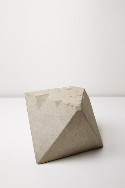 "24: BENJAMIN ARANDA AND CHRIS LASCH, ""Octahedra"" stool,"