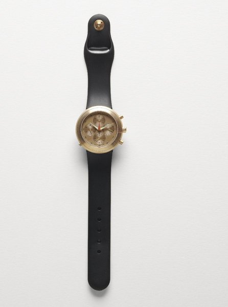 "27: MARC NEWSON, ""Hemipode Dual Time"" watch, 2007"