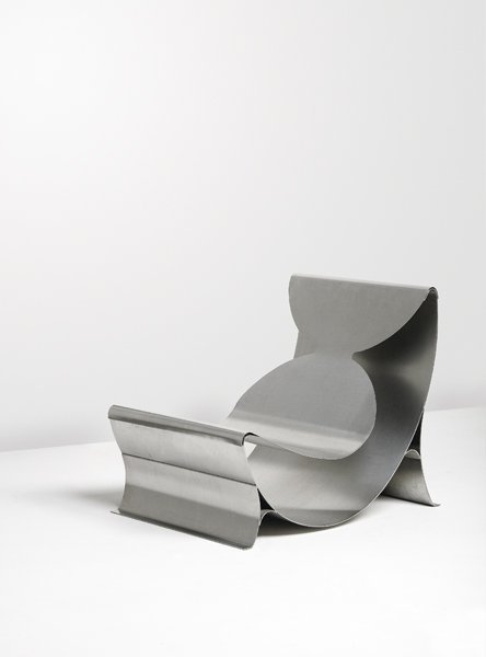 30: MARIA PERGAY, Lounge chair, ca. 1970