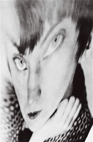 BERENICE ABBOTT (American, 1898-1991) SELF-PORTR