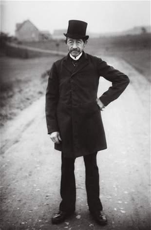AUGUST SANDER (German, 1876-1964) WESTPHALIAN FA