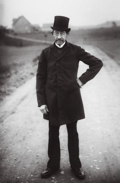 8:  AUGUST  SANDER  (German, 1876-1964)  WESTPHALIAN FA
