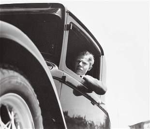 IMOGEN CUNNINGHAM (American, 1883-1976) GEOFF P