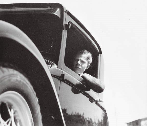 11:  IMOGEN  CUNNINGHAM  (American, 1883-1976)  GEOFF P