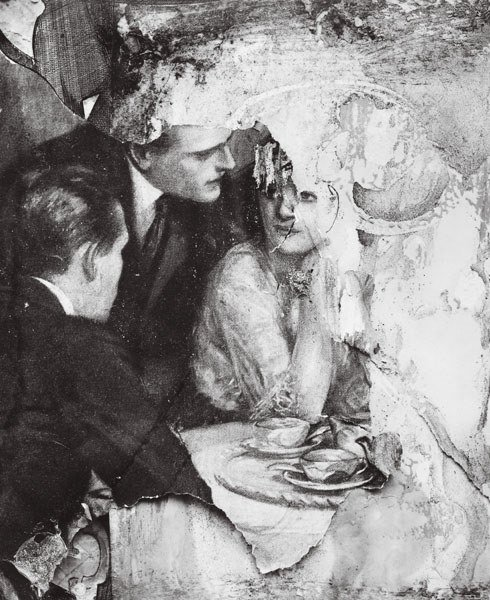 14:  FREDERICK  SOMMER  (American, 1905-1999)  VENUS ,