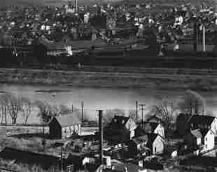 WALKER EVANS (American, 1903-1975) VIEW OF EAST