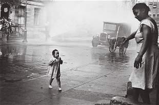HELEN LEVITT (American, b. 1913) NEW YORK, C IR