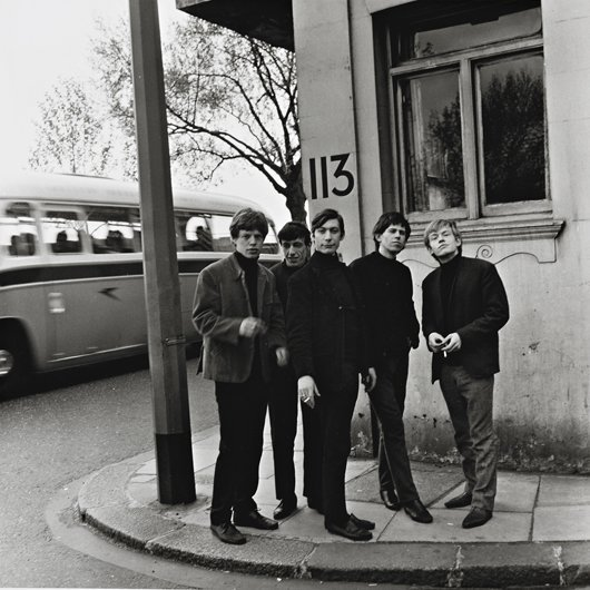 13: PHILLIP TOWNSEND, Rolling Stones, Chelsea, 1960s