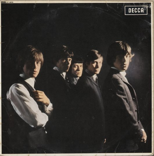 20: THE ROLLING STONES, The Rolling Stones, Decca Recor