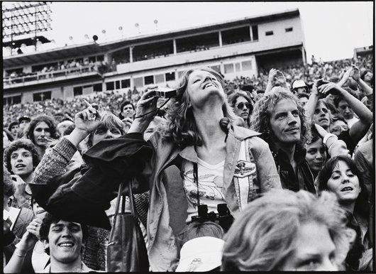 21: JOSEPH SZABO, Rolling Stones Fans # 22, 1978