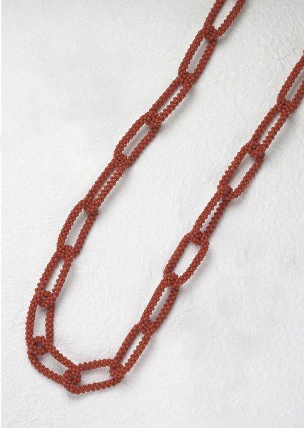 3: A Coral Necklace