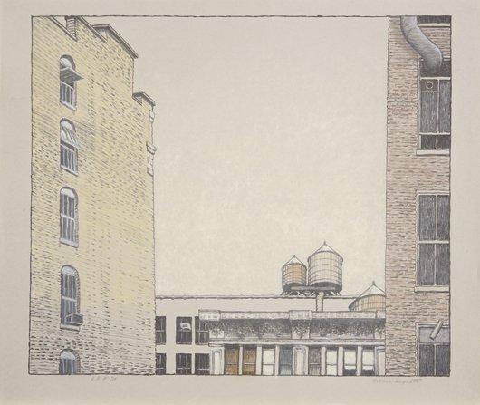 17: YVONNE JACQUETTE, 22nd Street, 1974