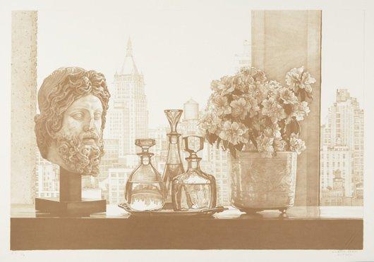 18: CLAUDIO BRAVO, New York Still Life, 1993