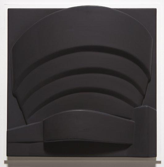 23: RICHARD HAMILTON, Guggenheim (a) Black, 1970