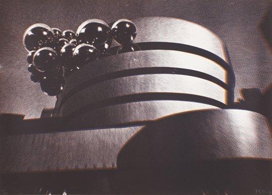 24: POL BURY, Guggenheim, 1972