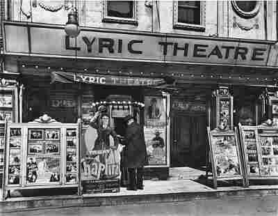111: BERENICE ABBOTT, Lyric Theatre, 100 Third Avenue,