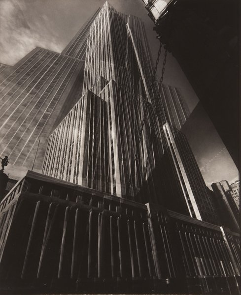 148: EDWARD STEICHEN, The Maypole, Empire State Buildin