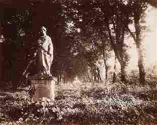 EUGÈNE ATGET (French, 1857-1927) PARC DE