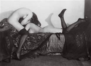 GERMAINE KRULL (Polish, 1897-1985) LES AMIES, C